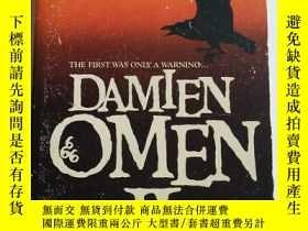 二手書博民逛書店Damien罕見omen 2 英文原版口袋書Y109818 Jo