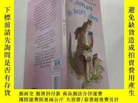 二手書博民逛書店The罕見Aardvark Who Wasn t Sure:不確定的土豚Y212829