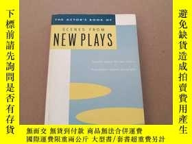 二手書博民逛書店英文原版The罕見Actor s Book of Scenes