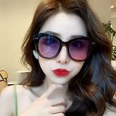 年度最新網紅款潮流行百搭抗UV時尚太陽眼鏡 72786