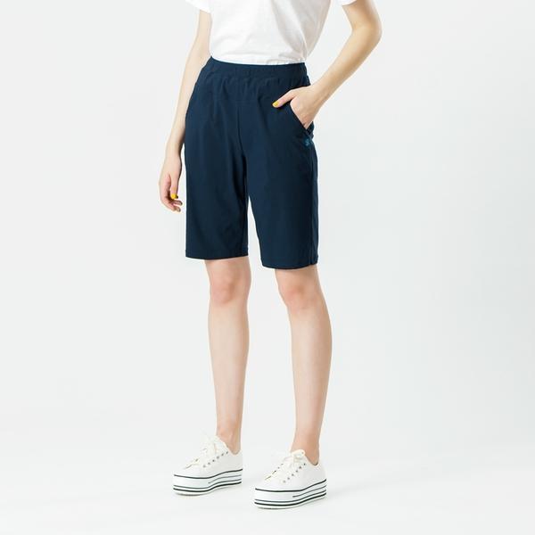 【中大尺碼】MIT超舒適薄布彈力短褲