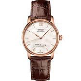 MIDO Baroncelli 永恆系列II 100週年限量腕錶 M0072366311800