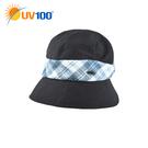 UV100 防曬 抗UV-空氣感復古淑女帽