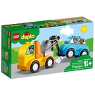 樂高積木 LEGO《 LT10883 》Duplo 得寶系列 - 我的第一台拖吊車╭★ JOYBUS玩具百貨
