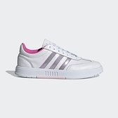 Adidas Neo Gradas [FZ1702] 女鞋 休閒 基本款 運動 愛迪達 舒適 簡約 皮革 白 銀