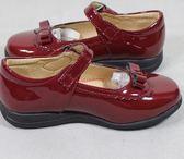 外單品質女童禮服鞋公主鞋新款黑色小皮鞋演出鞋軟面中大童鞋子 熊貓本