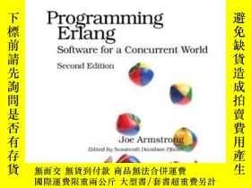 二手書博民逛書店Programming罕見ErlangY364682 Joe Armstrong The Pragmatic