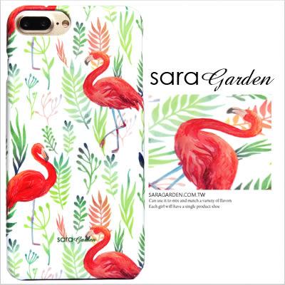3D 客製 手繪 熱帶 紅鶴 iPhone 7 6 6S Plus 5S SE S7 Note7 10 M9+ A9 626 zenfone3 C5 Z5 Z5P M5 X XA G5 G4 J7 手機殼
