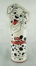 【震撼精品百貨】101 Dalmatians_101忠狗真狗~筆袋『白』