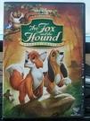 挖寶二手片-0B01-380-正版DVD-動畫【狐狸與獵狗1】-迪士尼(直購價)