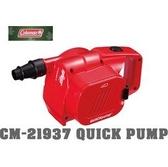 【美國Coleman】QUICKPUMP電池幫浦.充氣幫浦.充氣床馬達充氣排氣均可CM21937