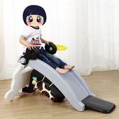 618好康鉅惠小木馬嬰兒童搖搖馬兩用搖椅寶寶玩具