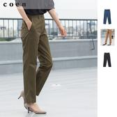 出清 女卡其休閒褲 錐形褲女  日本品牌【coen】