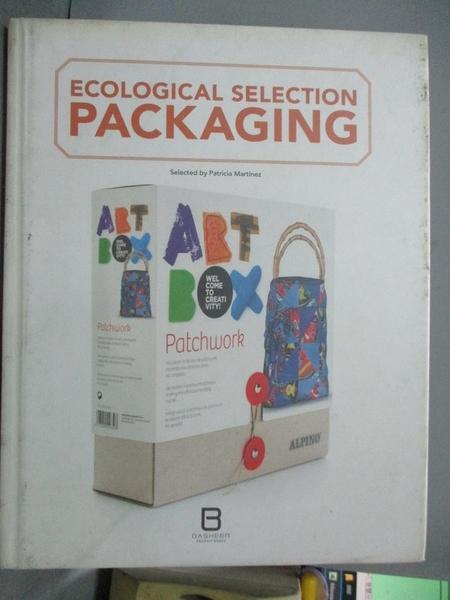 【書寶二手書T9/廣告_ETI】Ecological Selection Packaging_Patricia Martinez