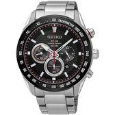 【人文行旅】SEIKO | 精工錶 SSC579P1 Criteria 太陽能 藍寶石水晶鏡面 計時碼錶