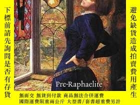 二手書博民逛書店Pre-raphaelite罕見Painting TechniquesY255562 Joyce H. Tow