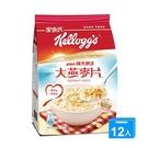 家樂氏陽光樂活大燕麥片800g*12【愛買】