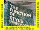 二手書博民逛書店罕見The Function of Style 風格的功能Y24