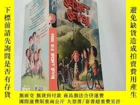 二手書博民逛書店Secret罕見Seven 12: Good Old Secret Seven 七個小神探12:藏匿者Y200
