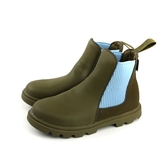 native KENSINGTON TREKLITE 雨靴 墨綠色 中童 童鞋  42105930-3062 no821