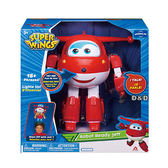 《 SUPER WINGS 超級飛俠 》杰特聲光機器人╭★ JOYBUS玩具百貨