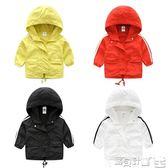 兒童運動外套 寶寶休閒外套春裝男童童裝兒童運動上衣夾克wt-8503 寶貝計畫