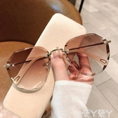 墨鏡女ins2020年新款圓臉韓版潮時尚太陽眼鏡防紫外線大臉顯瘦