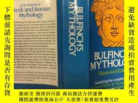 二手書博民逛書店Bulfinch s罕見Mythology Illustrate