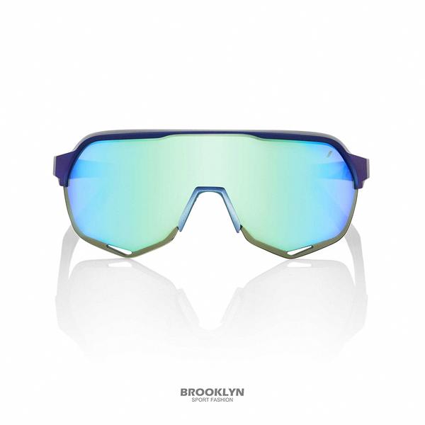 【100%】太陽眼鏡 藍彩 運動 騎行 21 S2 - MATTE METALLIC INTO THE FADE W 1006100322801