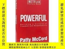 二手書博民逛書店奈飛文化手冊罕見英文原版 Powerful Patty McCord Missionday 奈飛前CHO帕蒂麥考德