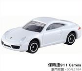 【 TOMICA多美火柴盒小汽車 】NO.117 PORSCHE 保時捷 911 Carrera 玩具車