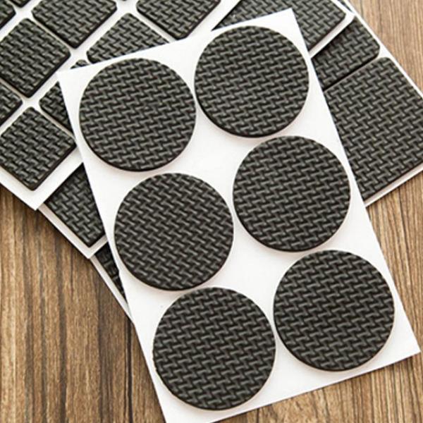 【桌腳墊】正方形 圓形 長方形 餐桌墊 椅子凳子保護墊 防滑墊  家具 防磨腳墊 家具防磨地板