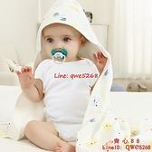 新生嬰兒抱被純棉包被初生兒包單產房包巾抱毯【齊心88】