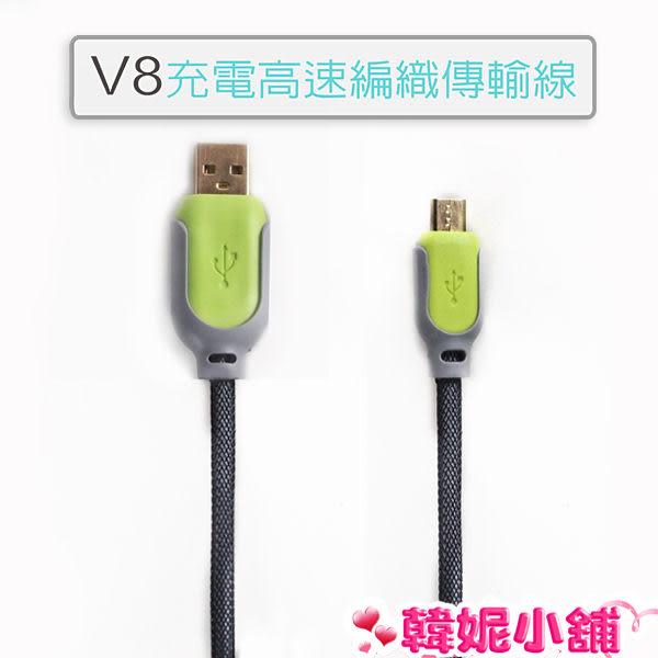 ☆韓妮小舖☆【QD1862】 充電線 傳輸線 Micro USB V8 HTC 三星 iPhone5/6