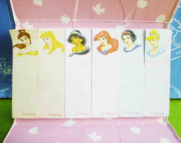 【震撼精品百貨】公主 系列Princess~便條附盒-綜合公主