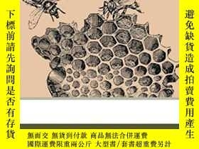 二手書博民逛書店The罕見Hive and the Honey-Bee (英語)