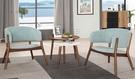 【南洋風休閒傢俱】沙發系列-哈密斯單人沙發餐椅 洽談房間椅 大樓中庭貴賓椅 CM740-2-3