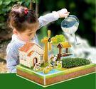 3d立體拼圖兒童節禮物寶寶手工益智玩具Lpm1142【kikikoko】