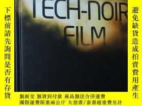 二手書博民逛書店罕見英文原版書 Tech-Noir Film A Theory