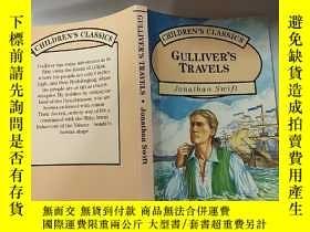 二手書博民逛書店gulliver s罕見travels : 格列 佛遊 記Y200392