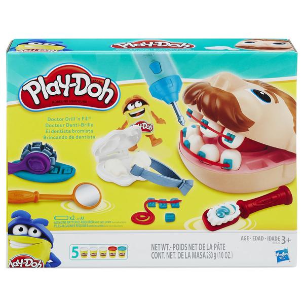 7-8月特價 Play-Doh培樂多黏土 天才小牙醫遊戲組 TOYeGO 玩具e哥