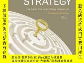 二手書博民逛書店Crafting罕見And Executing Strategy