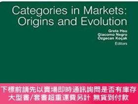 二手書博民逛書店Categories罕見In MarketsY255174 Hsu, Greta; Negro, Giacom