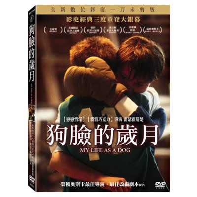 狗臉的歲月(數位修復版)DVD