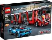 【LEGO樂高】樂高LEGO TECHNIC 汽車運輸車 #42098