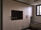 系統家具/台中系統家具/系統家具工廠/台中室內裝潢/系統櫥櫃/台中系統櫃/開門衣櫃sm-1014
