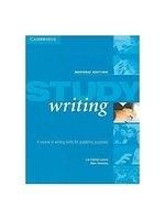 二手書博民逛書店《Study Writing: A Course in Writing Skills for Academic Purposes》 R2Y ISBN:0521534968
