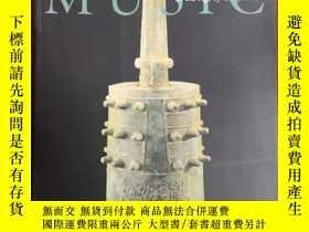 二手書博民逛書店MUSIC罕見in the Age of Confucius(孔