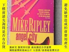 二手書博民逛書店Angel罕見CityY21478 Mike Ripley Ha