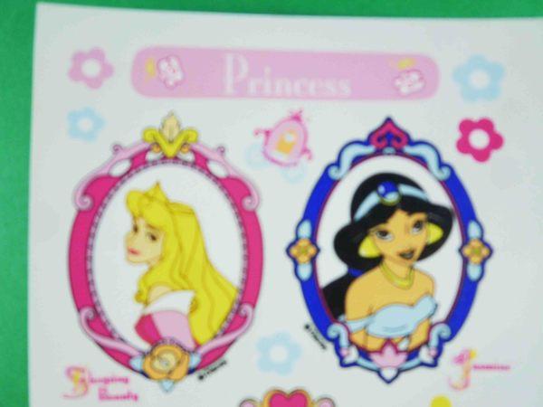 【震撼精品百貨】公主 系列Princess~造型壁貼-橢圓